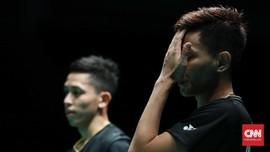 Gagal ke Final, Fajar/Rian Alihkan Fokus ke Singapura Terbuka