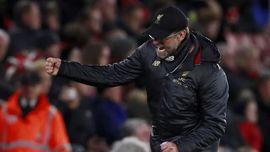 Klopp: Puji Tuhan Liverpool Tidak Bertemu Messi Sekarang