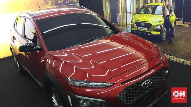 Menurut pihak Hyundai Mobil Indonesia, nama Kona yang bermasalah di Portugal tidak berdampak negatif di dalam negeri.