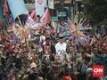FOTO: Meriahnya Kampanye Jokowi-Ma'ruf Amin di Tangerang