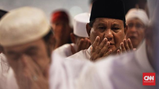 Surat SBY dan Jubah Politik Islam Prabowo