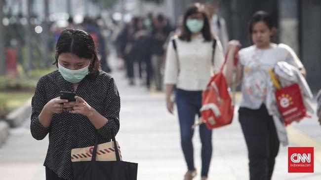 ILO mencatat jumlah jam kerja global merosot 8,8 persen pada 2020 karena pandemi corona.