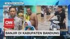 VIDEO: Banjir Kabupaten Bandung, Akses Jalan Terputus