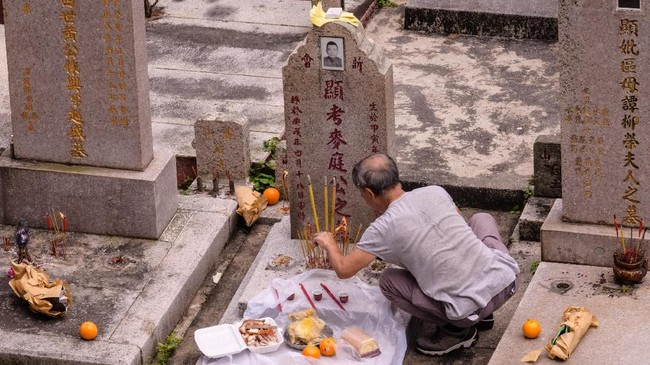 Bertujuan mengingat dan menghormati leluhur, Festival Ching Ming di China merupakan tradisi yang telah mengakar selama ribuan tahun.