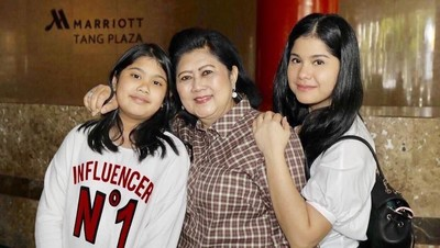 Kerinduan Almira yang Terobati Usai Bertemu Ani Yudhoyono
