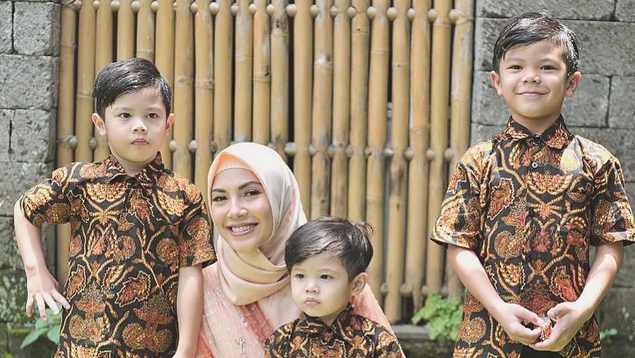 Curhat Ratna Galih Saat Bawa 5 Anaknya Jalan-jalan: Pusing tapi Fun
