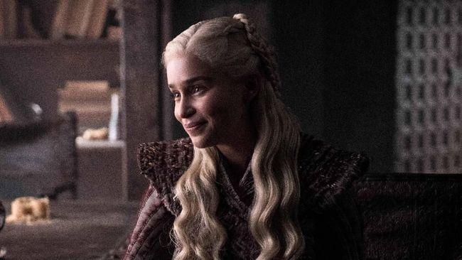 Menurut data HBO, episode pertama 'Game of Thrones' musim 8 ditonton 17,4 juta orang di Amerika Serikat saja, lewat HBO maupun HBO GO dan HBO