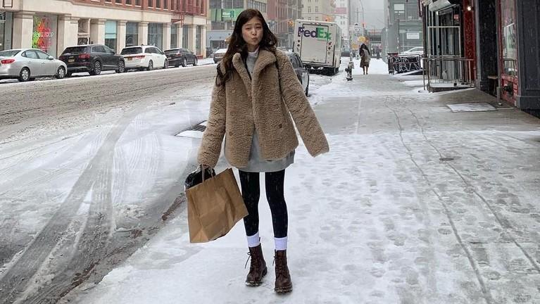 Jennie BLACKPINK memiliki nama asli Korea Kim Je Ni.