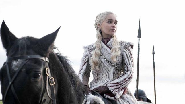 'Game of Thrones' musim 8 akhirnya segera tayang (di Indonesia pada 15 April pagi), setelah penggemar menantinya selama setahun delapan bulan.