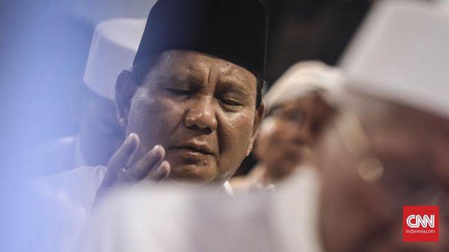 Prabowo Disebut Takkan Berkampanye 13 April