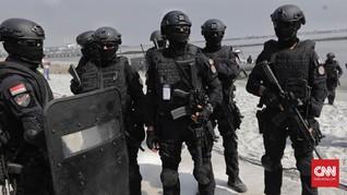 DPR Kritisi Beda Peran TNI untuk Tangkal dan Cegah Terorisme