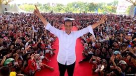 Jokowi Bubarkan TKN Sore Ini
