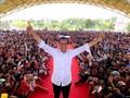 Real Count KPU 8,26 Persen, Jokowi Ungguli Prabowo
