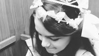 <p>Seperti <em>princess</em>, Suri Cruise memakai mahkota saat merayakan ulang tahunnya yang ke-12 pada 18 April 2018. Cantik! (Foto: Instagram @katieholmes212)</p>