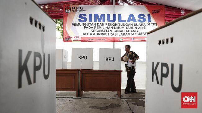 Tim Jokowi Dan Prabowo Saling Atur Strategi Kawal Tps