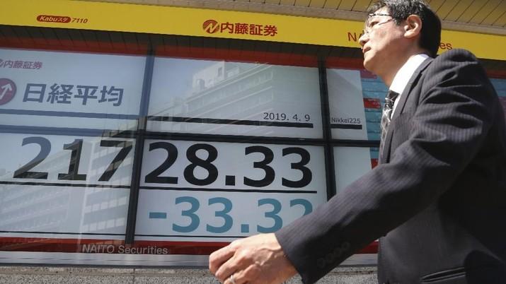 Cemaskan Perang Dagang Lagi, Bursa Jepang Dibuka Lesu 0 - Rifan Financindo Palembang