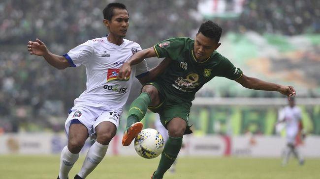Manajer Arema FC, Ruddy Widodo, menegaskan kabar yang menyebut rombongan pemain dan ofisial Persebaya tidak boleh menginap di Malang adalah hoaks.