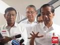 Jokowi Targetkan 50 Persen Suara di Kabupaten Sukabumi