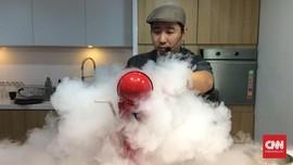 Meracik Es Krim dengan 'Sihir' Sains