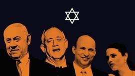 INFOGRAFIS: Utak-Atik Politik Usai Pemilu Israel
