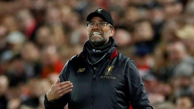 Manajer Liverpool, Juergen Klopp, merasa iri dengan Mohamed Salah yang bersanding dengan bintang film Game of Thrones pemeran Daenerys Targaryen, Emilia Clarke.