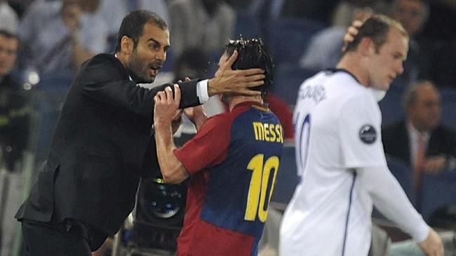 Mimpi Eks Barcelona: Messi Bertahan dan Guardiola Kembali