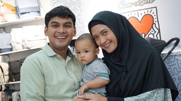 Curhat Ridwan Ghani dan Adhitya Putri Enggan Pakai Baby Sitter