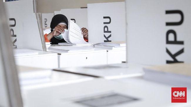 Situng KPU: Jokowi Ungguli Prabowo Sementara 11 Persen