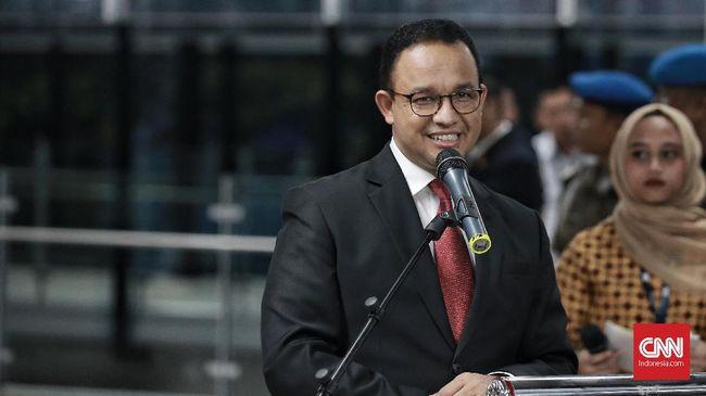 Anies Baswedan meminta warga Jakarta kembali beraktivitas dan memastikan kondisi Ibu Kota relatif tenang dan aman setelah kericuhan aksi 22 Mei