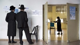 Israel Gelar Pemilu Keempat dalam Dua Tahun