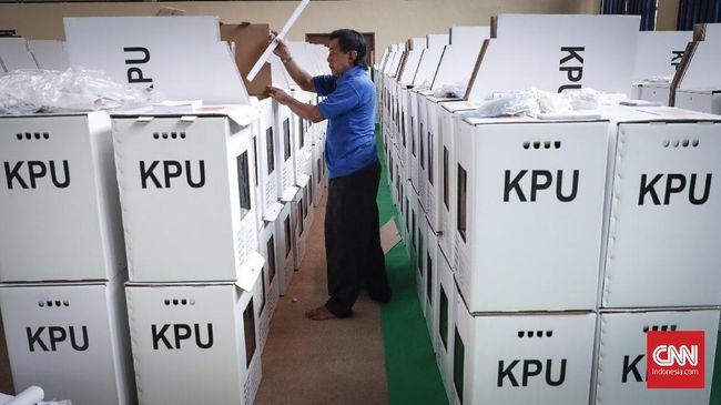 KPU sudah memperpanjang masa pendaftaran selama 3 hari, namun jumlah pasangan calon yang mendaftar tidak bertambah.