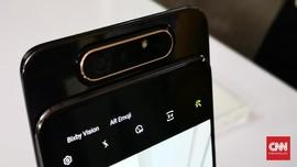 Tiru Oppo, Samsung Pakai Kamera Pop-Up Putar pada Galaxy A80
