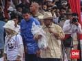 Prabowo: Kita di Ambang Kemenangan, Tapi <i>Ojo Dumeh</i>