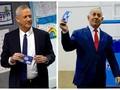Netanyahu dan Gantz Saling Klaim Menang Pemilu Israel