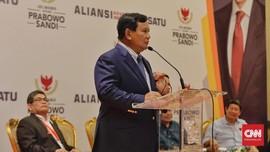 Prabowo-Sandi akan Bareng Menuju Lokasi Debat Pilpres