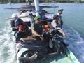 FOTO: Distribusi Logistik Pemilu 2019 di Pulau Jawa
