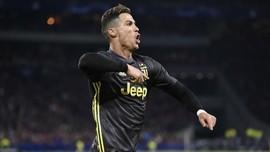 Cara Ronaldo dan Kolega Isi Libur Akibat Pandemi Corona