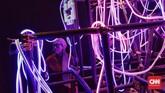 USS Arcade merupakan pameran yang berisi wahana interaktif-tematik tentang masa-masa sebelum teknologi modern merajalela.