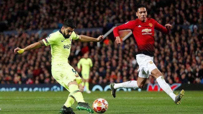 Berikut prediksi leg kedua babak perempat final Liga Champions 2018/2019 antara Barcelona vs Manchester United di Stadion Camp Nou, Rabu (17/4) dini hari WIB.