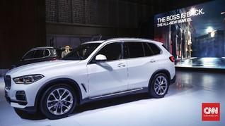 Mengenal Mobil Mewah BMW Jaksa Pinangki yang Disita Kejagung