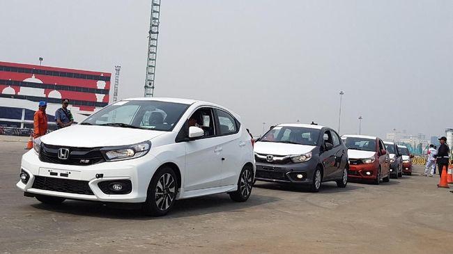 Hari ini Rabu (10/4) Honda Prospect Motor (HPM) mulai mengapalkan Brio generasi kedua menuju Filipina. Pengiriman perdana ini dilakukan dari Pelabuhan Tanjung Priok, Jakarta.