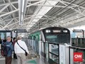 MRT Jakarta, Wahana Rekreasi bagi yang Tidak Mudik Lebaran