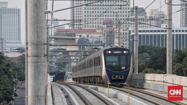 PT MRT Jakarta mengatakan telah menyiapkan mitigasi bencana untuk antisipasi jika terjadi banjir memasuki musim hujan.