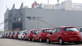 Honda Dobrak Ekspor Mobil Produksi Indonesia Jadi 31 Negara