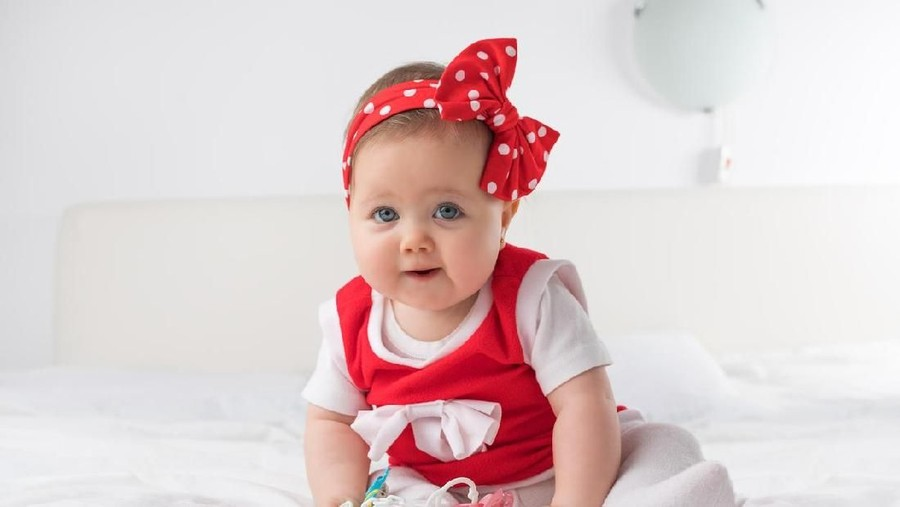 40 Nama Bayi Perempuan Berawalan E dengan Berbagai Makna