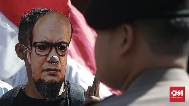 Amnesty International memandang pemerintahan Presiden Jokowi selama lima tahun berkuasa tak mampu mengungkap kasus Novel Baswedan.
