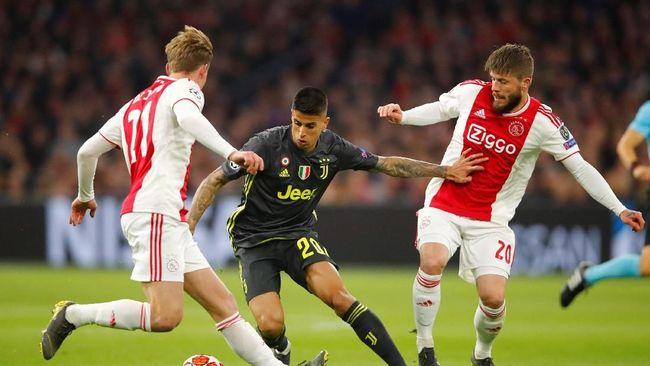 Raksasa Serie A Italia Juventus punya rekor bagus saat menjamu Ajax Amsterdam di kompetisi Eropa, jelang kedua tim bertemu di perempat final Liga Champions.