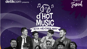 Main Bareng Anak & Nikmati Konser Musik di Transmedia Festival