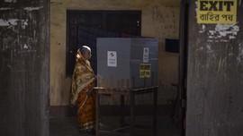FOTO: Pemilu India yang Terbesar di Dunia
