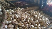 7 Perusahaan Kantongi Izin Impor Bawang Putih